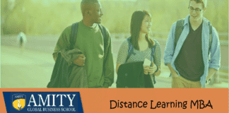 Amity University Distance Learning MBA - Amity Online