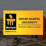 SMU Distance learning MBA 2019 - sikkim manipal university mba