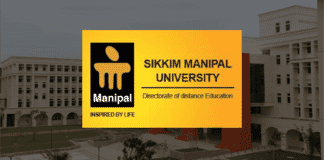 SMU Distance learning MBA 2019 - sikkim manipal university mba