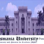 Osmania University Distance MBA