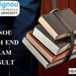 IGNOU Results 2019 - IGNOU Term End Result Dec.'18