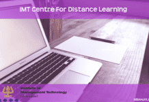 IMT Center For Distance Learning IMT CDL